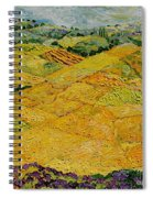 Harvest Joy Spiral Notebook