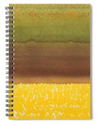 Harvest Original Painting Spiral Notebook