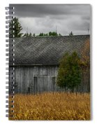 Harvest Season Spiral Notebook