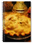 Harvest Table Spiral Notebook