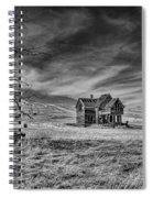 Harvest Time At Emerson Spiral Notebook
