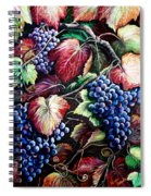 Harvest Time Spiral Notebook