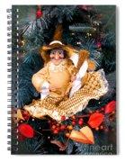 Harvest Witch Spiral Notebook