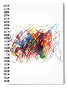 Harvesting Hope 1 Spiral Notebook