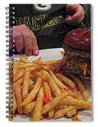 Hash House A Go Go Spiral Notebook