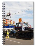Hastings Lifeboat Spiral Notebook