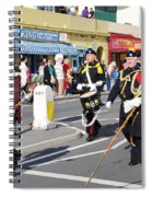 Hastings Old Town Carnival Spiral Notebook