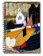 Hastings Remembered Spiral Notebook