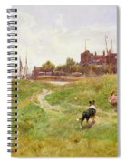 Hastings Spiral Notebook