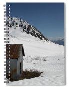 Hatchers Pass 2 Spiral Notebook