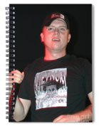 Hatebreed Spiral Notebook