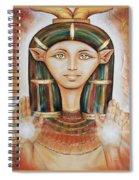 Hathor Rendition Spiral Notebook