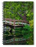 Hatley Bridge Spiral Notebook