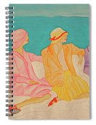 Hats By Jrr Spiral Notebook