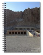 Hatshepsut Temple 06 Spiral Notebook