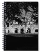 Haunted Abbey Spiral Notebook