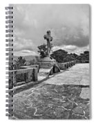 Haunted Diplomat Hotel, Baguio City Spiral Notebook