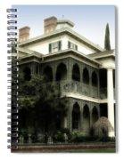 Haunted Mansion New Orleans Disneyland Spiral Notebook