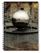 Haunted Wishing Well Spiral Notebook