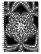Haunting Love Spiral Notebook