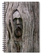 Hauntingly Spiral Notebook
