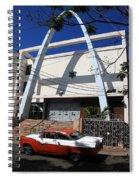 Havana 1 Spiral Notebook