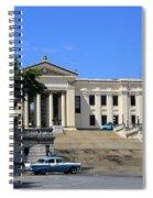 Havana 26 Spiral Notebook