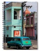 Havana 36 Spiral Notebook