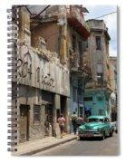 Havana 9 Spiral Notebook
