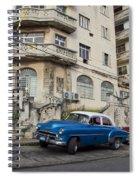 Havana Beauty Spiral Notebook