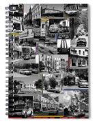 Havana Montage 3 Spiral Notebook