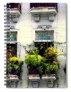 Havana Windows Spiral Notebook