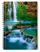 Havasu Canyon Spiral Notebook
