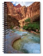 Havasu Creek Spiral Notebook