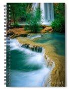 Havasu Travertine Spiral Notebook