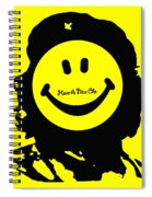 Have A Nice Che Guevara Spiral Notebook