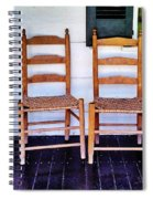 Have A Seat. Spiral Notebook