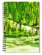 Have A Sit Down Spiral Notebook