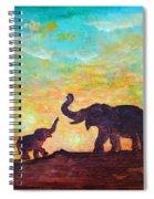 Have Courage Spiral Notebook