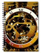 Have You Got The Time Spiral Notebook