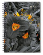 Havens Of Nectar Spiral Notebook
