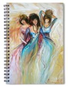 Having Fun Spiral Notebook