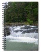 Haw Creek Falls Spiral Notebook
