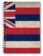 Hawaii State Flag  Spiral Notebook
