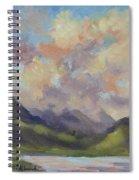 Hawaii Sunrise Spiral Notebook