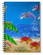 Hawaiian Lei Day Spiral Notebook