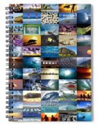 One Hawaiian Mixed Plate Spiral Notebook