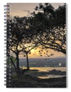 Hawaiian Nights Spiral Notebook