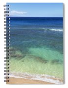 Hawaiian Ocean Spiral Notebook