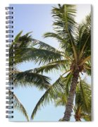 Hawaiian Palm Trees Spiral Notebook